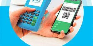 拉卡拉扫码无法选择信用卡